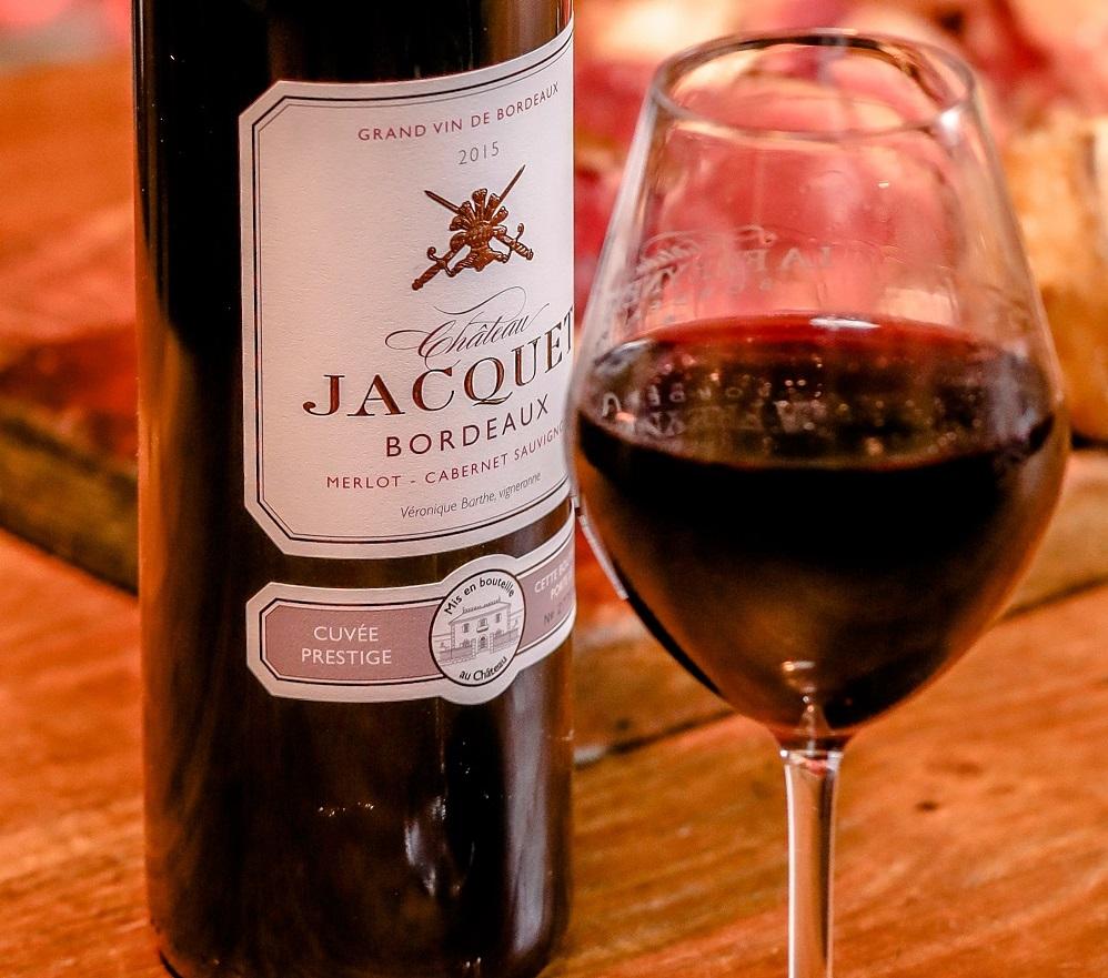 Château Jacquet rouge